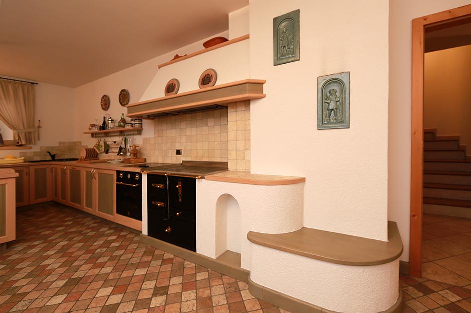 Rizzoli Cucine Personalizzate : Le cucine a legna stufepretti.it