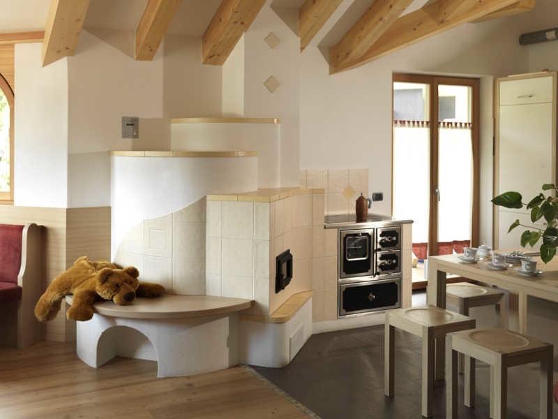 Cucina A Legna Antica In Muratura.Le Cucine A Legna Stufepretti It